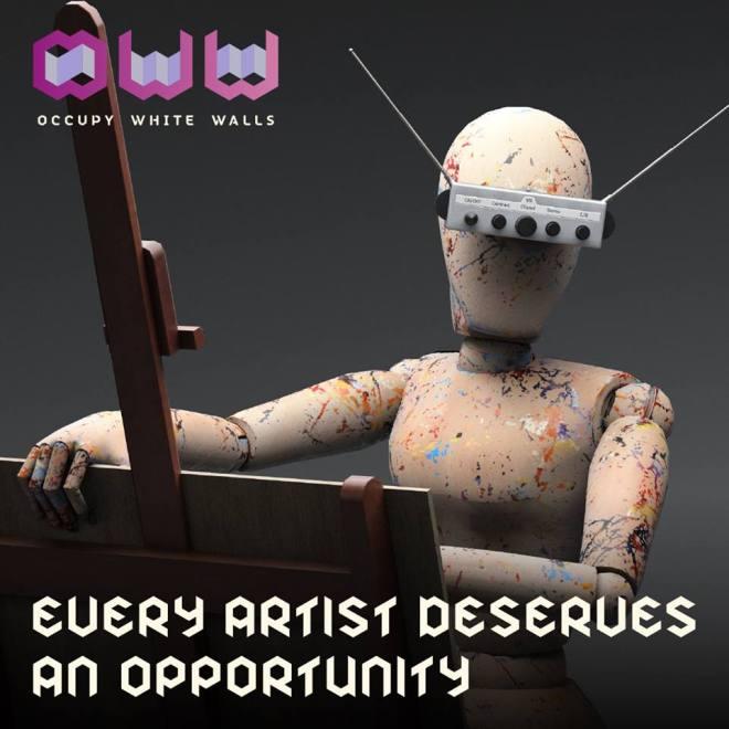 Occupy White Walls Image