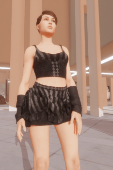Solas Goth Outfit 3 11 Feb 2018