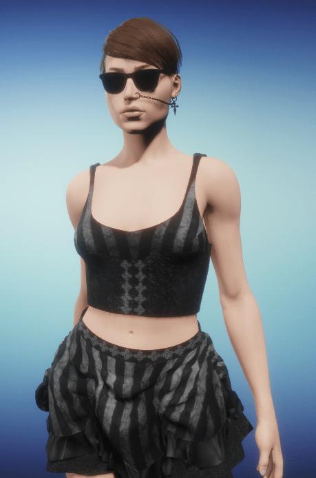 Solas Goth Outfit 4 11 Feb 2018