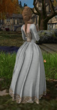 Scarborough Fair in Lady Ariana Gown 21 Apr 2018