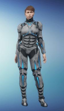 30 Avatar Looks SciFi