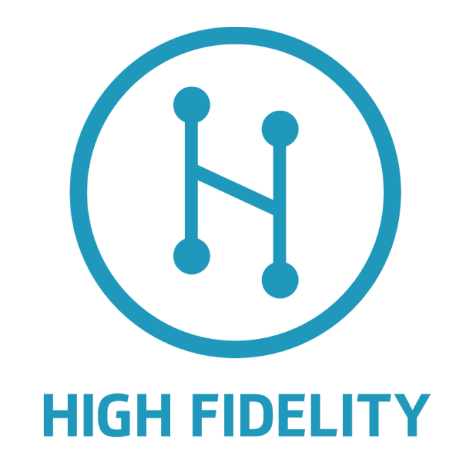 High Fidelity logo