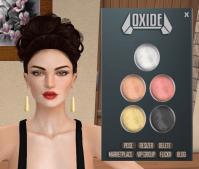 OXIDE Bell Earrings