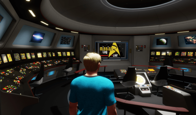 Star Trek Mission Log 22 May 2018