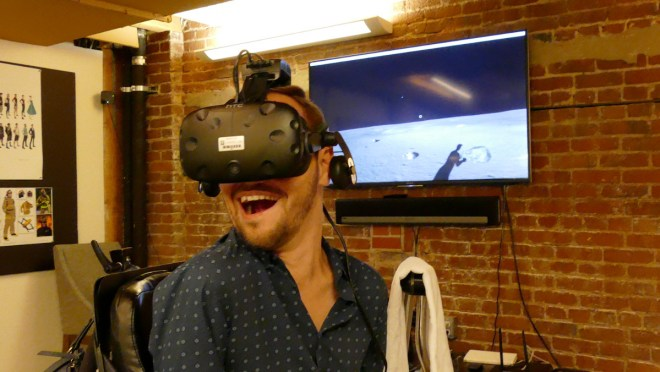 Cody Lascala wearing a VR headset.jpg