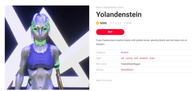 Yolandenstein Custom Avatar 20 JUly 2018.png