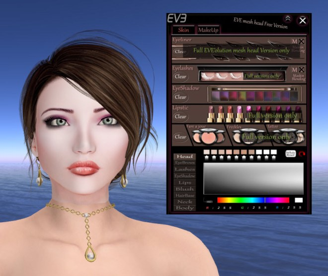 Eve Mesh Head 3 24 Sept 2018
