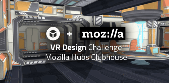 Mozilla Hubs and Sketchfab Announce a Design Challenge