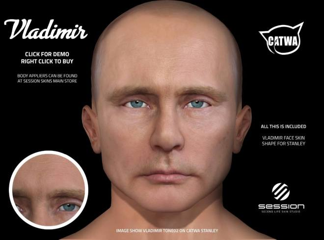 Vlasimir Putin
