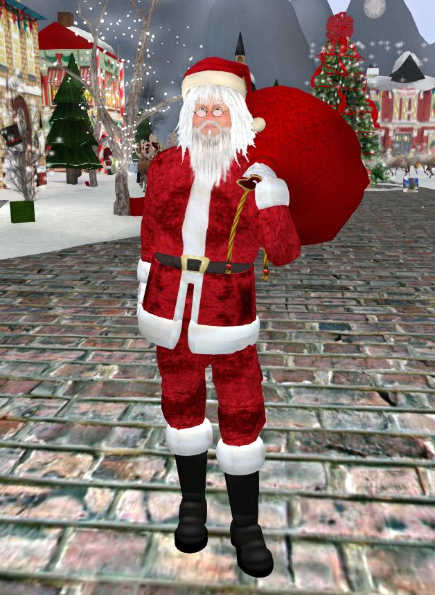 Old Santa 14 Dec 2018
