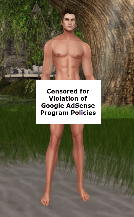 The Mesh Project Releases New Male and Female Mesh Bodies