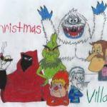Christmas Villains