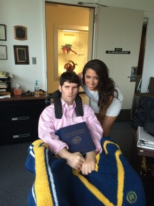 Kari Graduates from WVU.