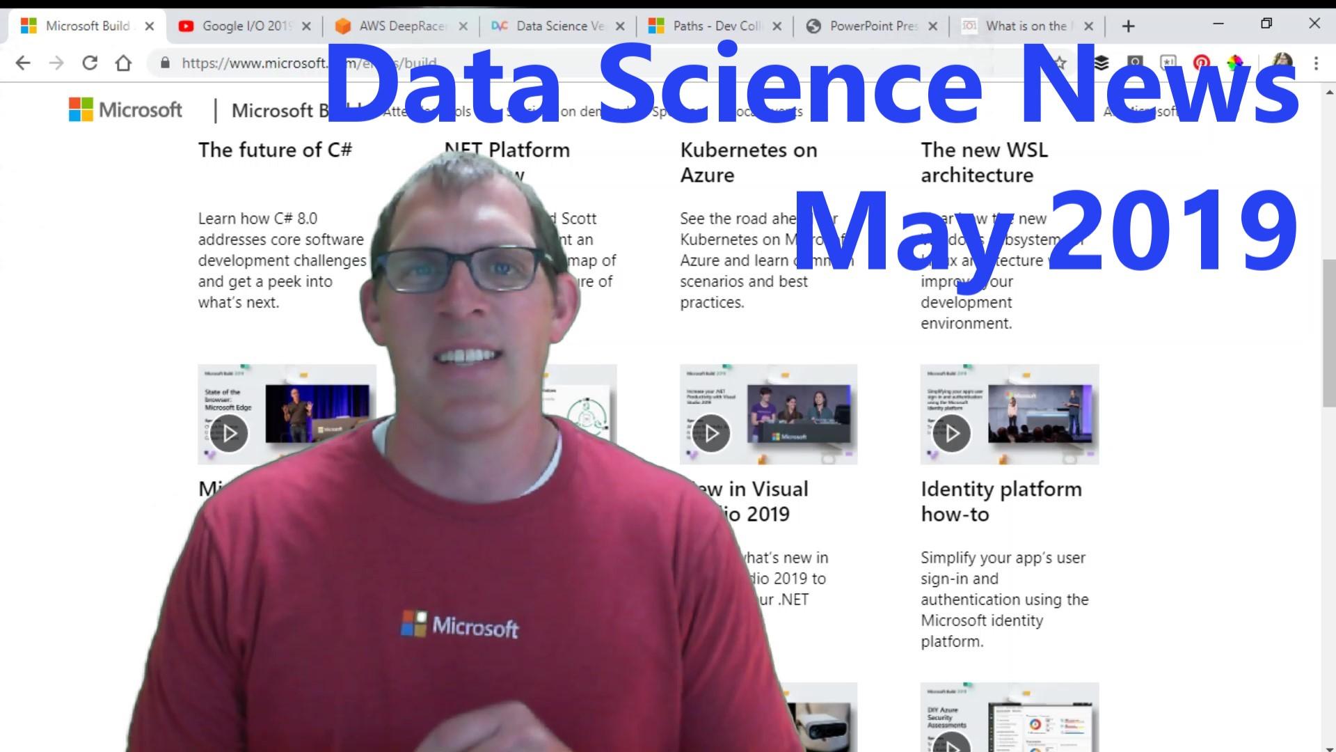 Data Science News May 2019