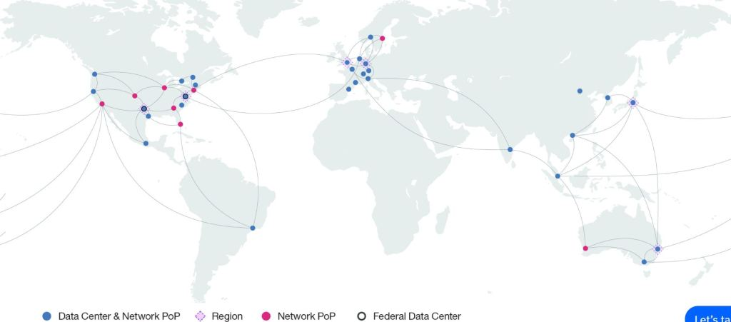 IBM Cloud Regions