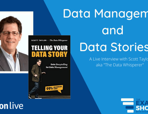Data Management & Data Stories with Scott Taylor
