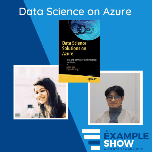Data Science on Azure with book Authors