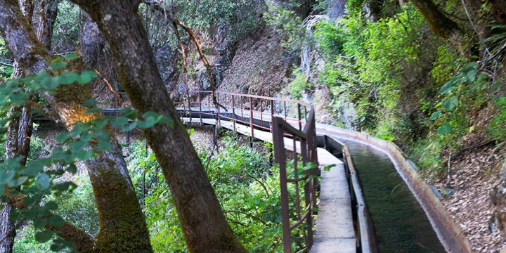 Exploring Whiskeytown: Crystal Creek Water Ditch Trail