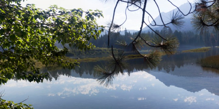 Hiking In Lassen; Manzanita Lake, Reflection Lake, Lilly Pad Pond Trail
