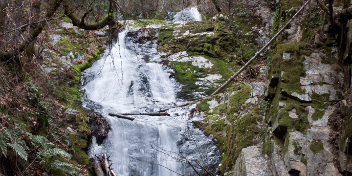 Exploring Whiskeytown; Boulder Creek Falls Trail