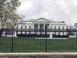 The White House March 2017