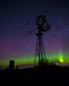 Windmill Aurora