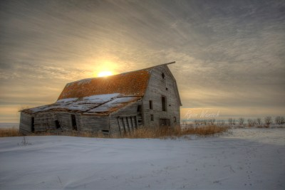 Winter's Barn
