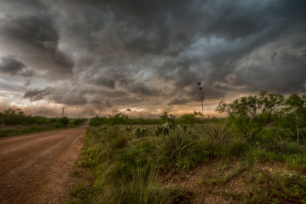 Texas wind storm