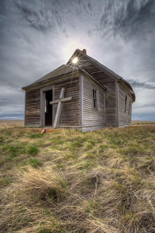Horsham Lutheran Church abandoned Saskatchewan Ryan Wunsch