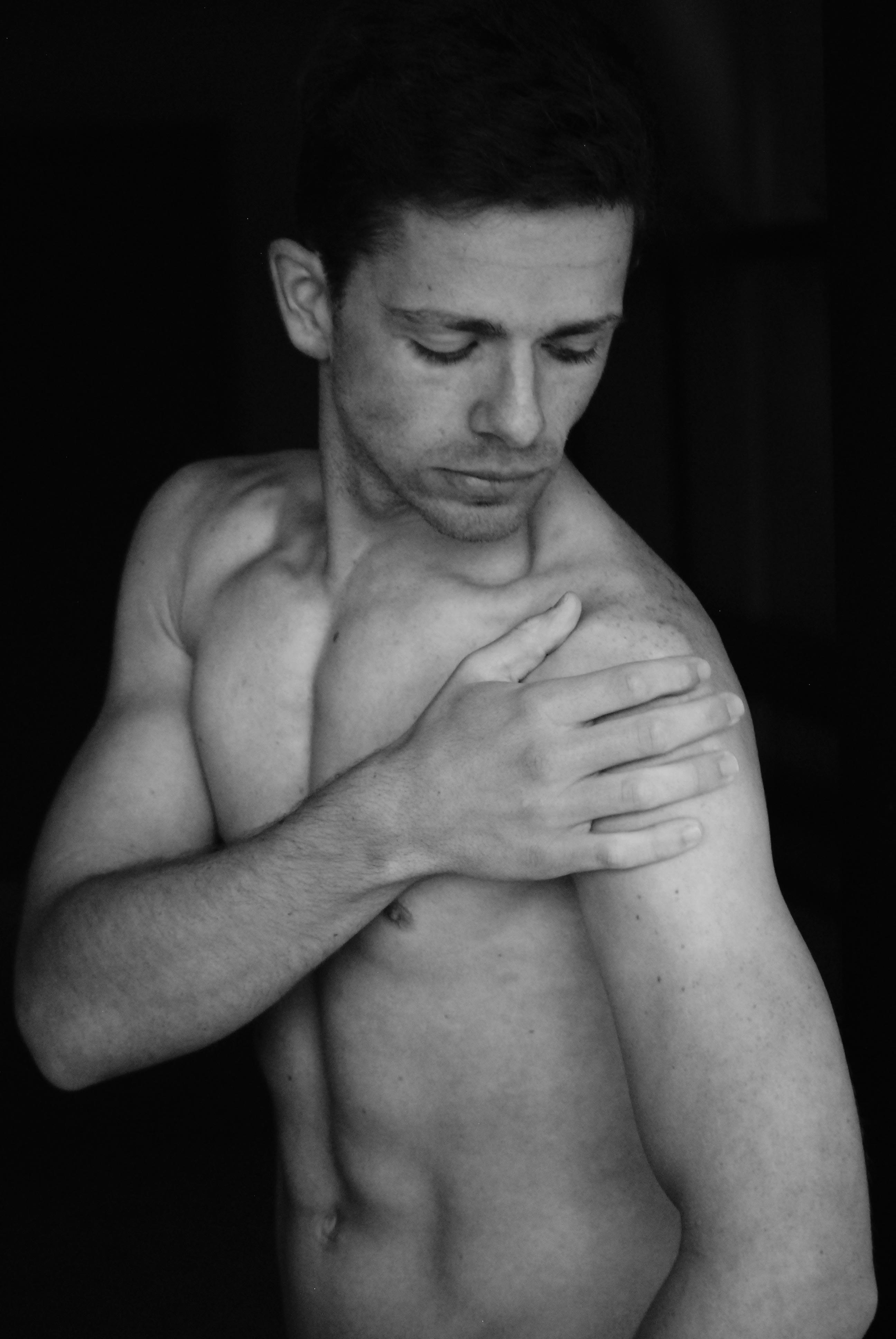 Man Shooting Rybakov Photography Fotografie