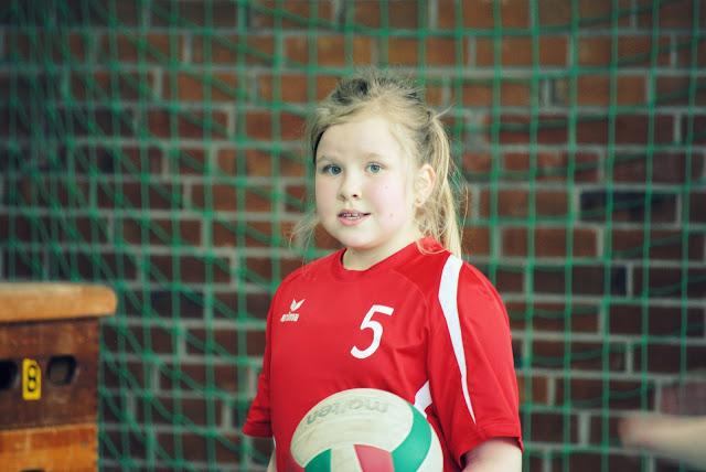 Volleyballett Xenia Rybakov