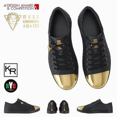 KR & RYC RYC & RICH-YCLED Handmade Shoes From Italy