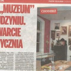 Różne uwarunkowania i wizje rozwoju – refleksyjnie wokół Muzeum w Budzyniu