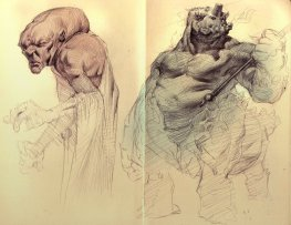 moleskine_sketches_by_pklklmike-d5vvcqi