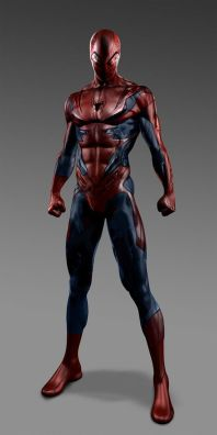 red-abs-suit