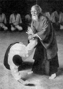 O-Sensei - Morihei Ueshiba (1883 - 1969)