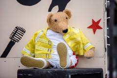 2016 Joe Bear on Ryde Carnival Float at Sandown Main