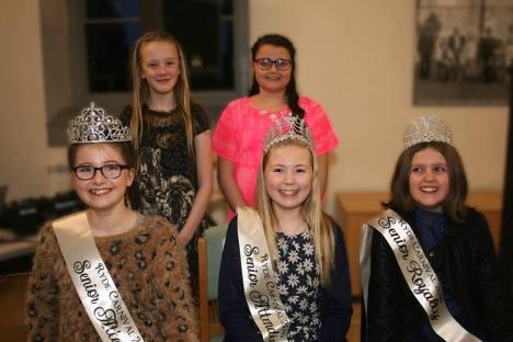 2016 Ryde Senior Queens