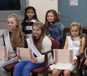 2017 Ryde Junior Queens