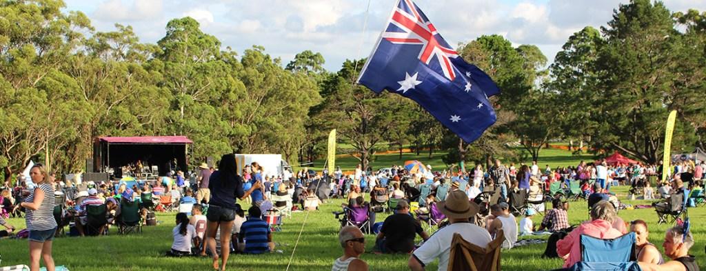 Australia Day Concert 2016 Ban