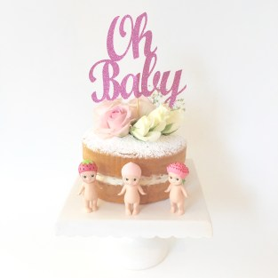 oh-baby-pink-glitter-cake-topper