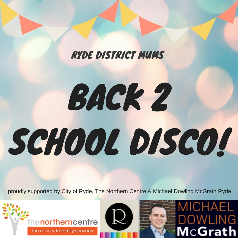 Back to School Disco FAQs