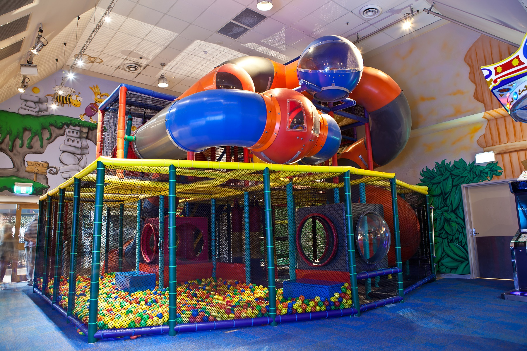 14 Local Cafes, Hotels and Clubs with a Kids Play Area