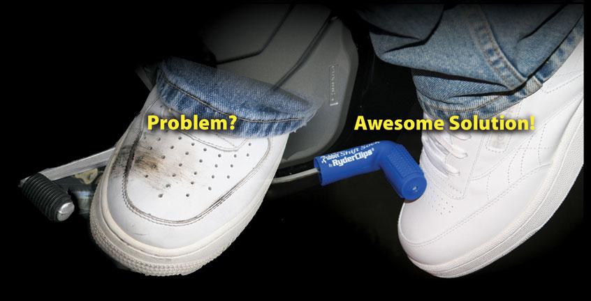 Rubber shift sock solution dealer