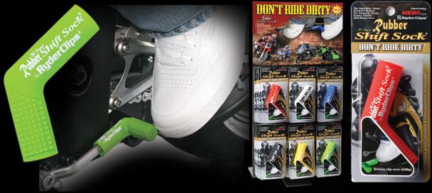 Rubber shift sock dealer