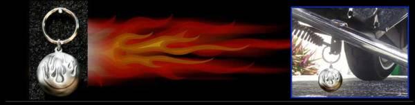 Ryder balls flames