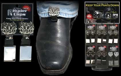 Ryder clips boots dealers
