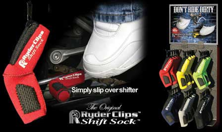 Ryder Clips Shift Socks Dealers