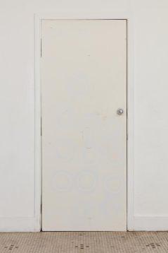 """Michael Mazurek """"Door"""" 2016. photo by Kevin Todora"""