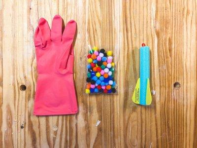 3 objects, glasstire art box